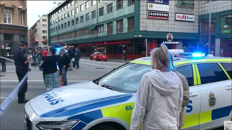 В Швеции теперь опаснее чем в Ираке! Добро пожаловать, беженцы