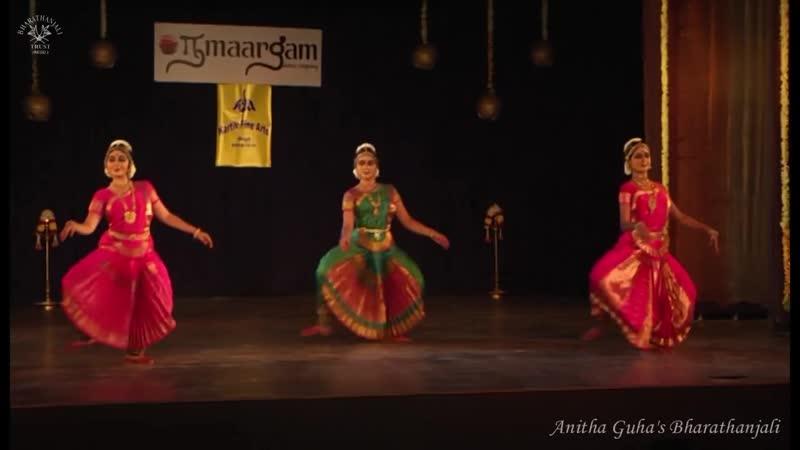 Bharatanatyam Medha Hari Janane Sethunarayanan Sathvikaa Shankar