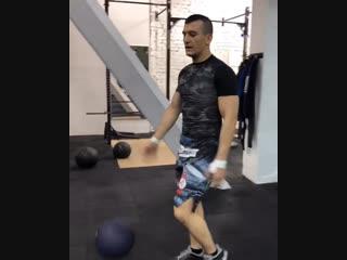 Araslan dzhafarov crossfit kyokushin karate