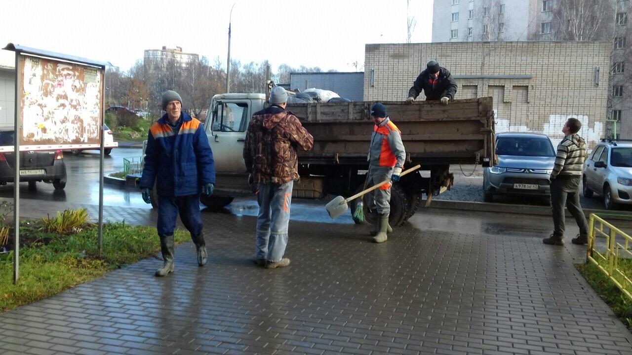 Вывоз мусора улица Московская дом 101, улица