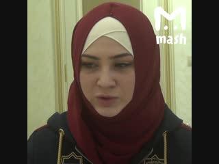 В России состоится первый бой девушек в хиджабах