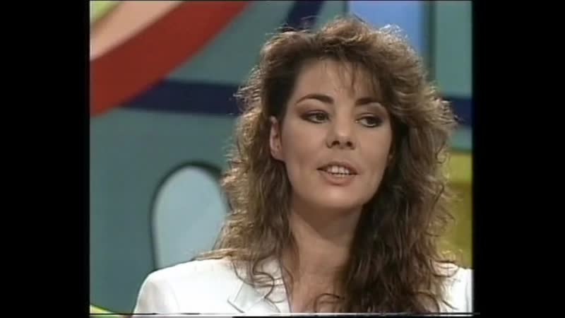 Sandra - Interview, Don't Be Aggressive (ARD Disney Club, 11.04.1992) Germany