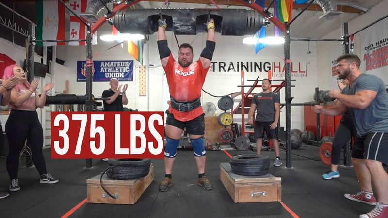 Fasting and Lifting Heavy. Pull Ups,Deadlifts ,Squats,Log Press - 5 Weeks To Barcelona