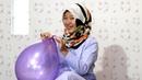 Challenge KEMPESIN balon Bunyi bunyian Blow to DEFLATED balloon AND make AMAZING SOUND