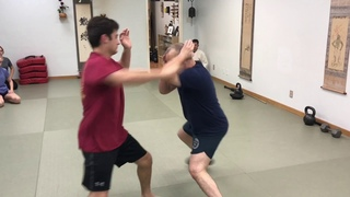 Aikido: Countering Strikes (Jab & Over-Hand Right)