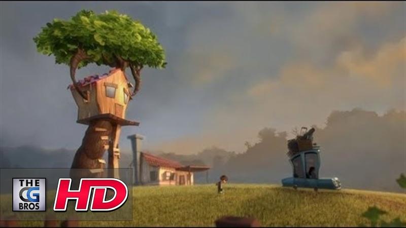 CGI 3D Animated Short Embarked - by Mikel Mugica, Adele Hawkins and Soo Kyung Kang | TheCGBros