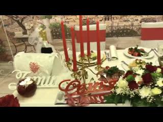 Безупречная 👍🏻 💫 свадьба в ресторане Лимон