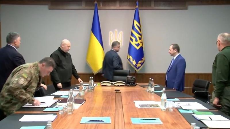 Доповідь силовиків щодо ситуації на складах боєприпасів у Чернігівській області