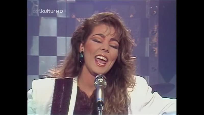 Sandra - Heaven Can Wait (ZDF Hitparade. 07.09.1988) Germany