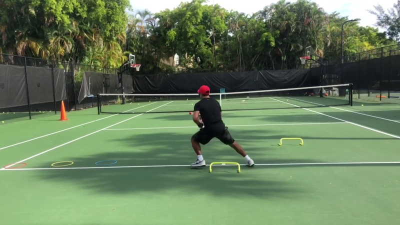 Tennis Footwork by former ATP player and High Performance Coach Brian Dabul
