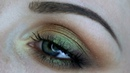 Tammy tanuka yellow green make up