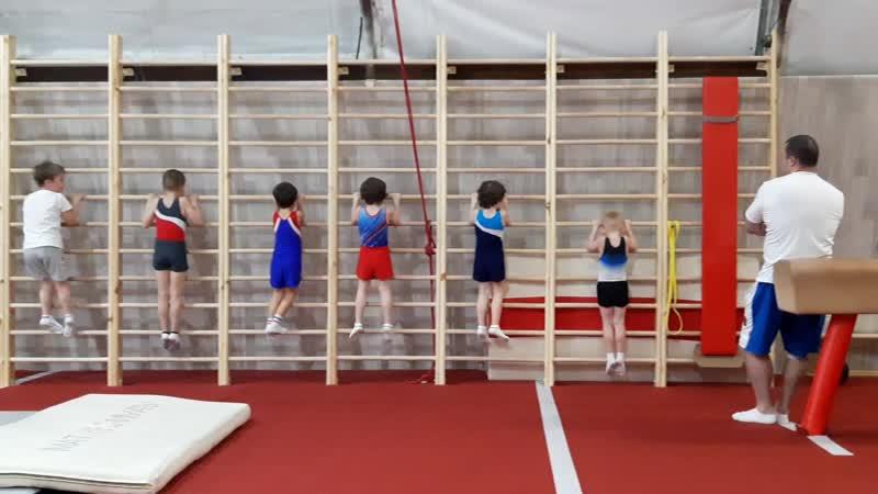 спортивная гимнастика для детей 4 6 лет 89032287122
