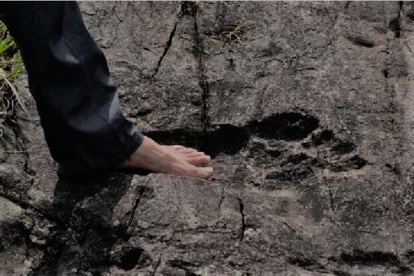 Люди Гиганты. Камни следовики