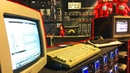 Syncing A COMMODORE 64 To a Bunch of ANALOG Synths With An ATARI 1040ST