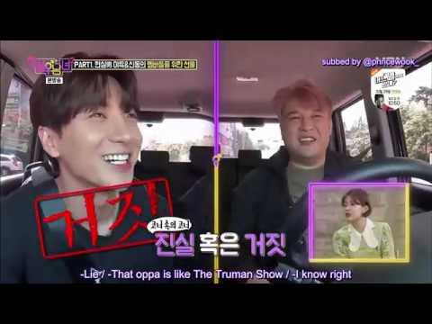 ENG SUB 181019 Real Life Men Women 2 Episode 11 Leeteuk and Shindong's Cut