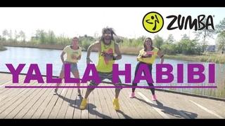 Yalla Habibi - Ragheb Alama FT  Seyi Shay & Costi    ZUMBA®    Official Choreography By Bechir*