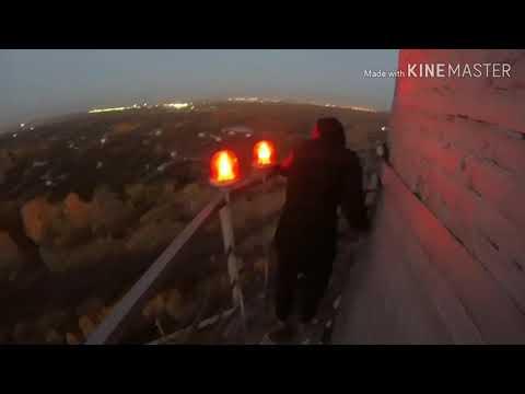 VLOG:Залаз на 110 метровую башню.