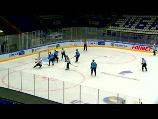 «сибирские снайперы» «динамо-алтай» () все голы матча.