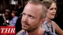 Aaron Paul on Finally Being Able to Talk About 'El Camino: A Breaking Bad Movie' | Emmy Noms Night