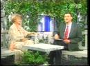 Конец программы Wieczorynka рекламный блок и фрагмент эфира TVP1 Польша 23 07 1995