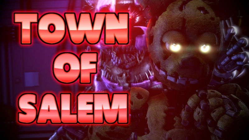 [SFM/FNAF] A Corrupt Organization | Town of Salem (by Boyinaband and TheRPGMinx)