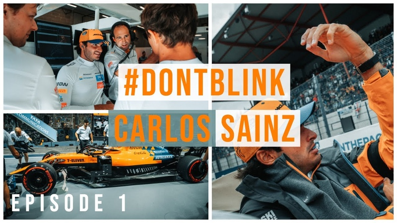 F1 GRAND PRIX WITH CARLOS SAINZ   ¨DONTBLINK¨ EP1
