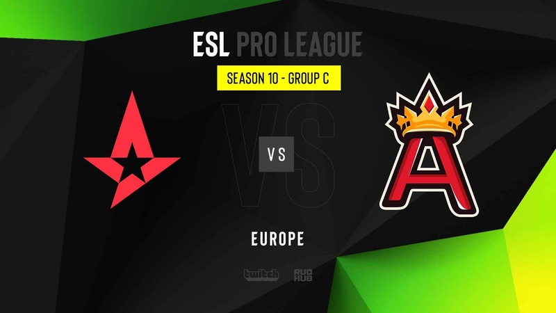 Astralis vs Aristocracy - ESL Pro League Season 10 EU - map1 - de_vertigo [Gromjkee Eiritel]