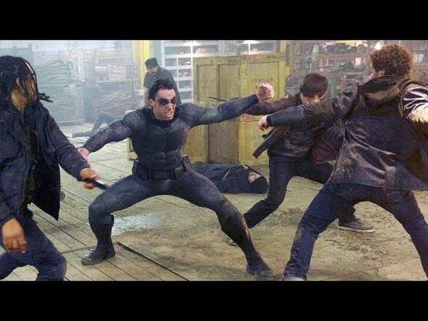 Previz Stunts 'Warehouse Scene' 'Batman v Superman'