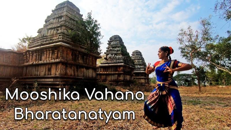 Mushika Mooshika Vahana Ganesha Sloka Shloka Bharatanatyam dance Sindhu Thayyil