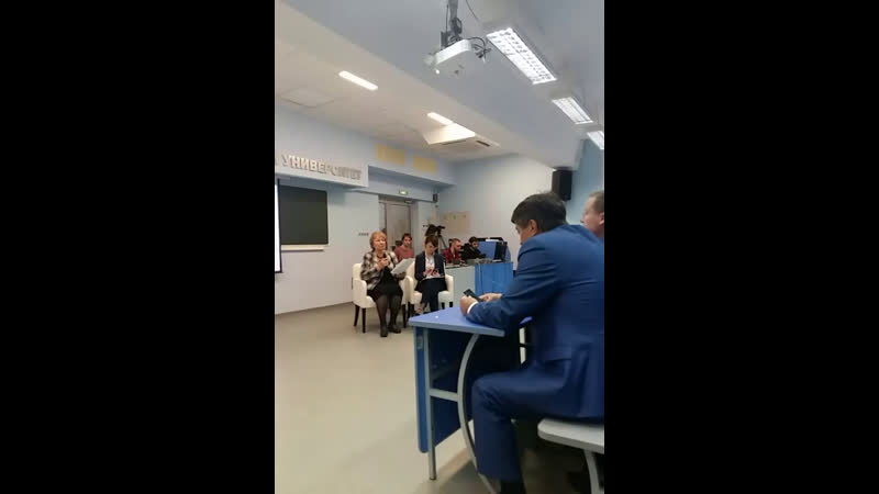Встреча с экспертами и общественниками по перепрофилированию объекта Марадыковский