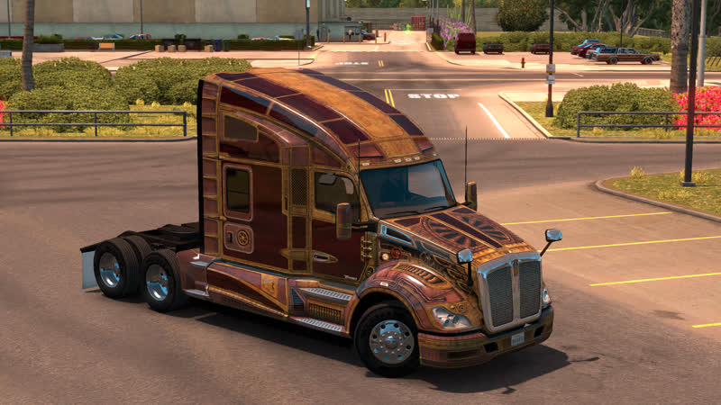 [ATS] Beta 1.36 DX11 (DX9 not support) ► 18