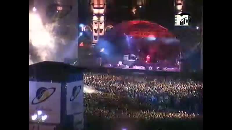 The Prodigy @ Moscow, Manege Square (27.09.1997)