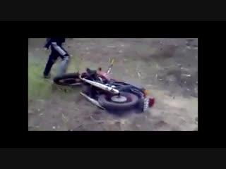 Нарезка мото приколы.Мотоциклы иж ,урал, днепр, ява - Приколы на http://media-ninja.ru