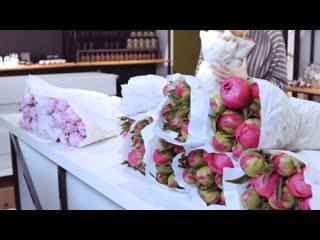 Новый онлайн-курс Как открыть цветочную студию