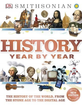 History Year by Year, Revised Edition - DK