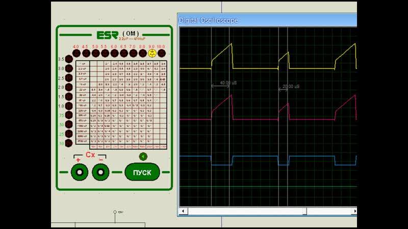 AVR MCS51 в PROTEUS_е Два устройства ...