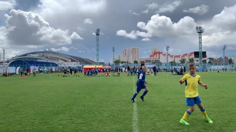 ДЮСШ-2 - Динамо Минск-11 (Minsk Cup 07-2019, U8)