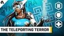 Symmetra - The Teleporting Terror | Behind The Akshon ft. Team Ireland