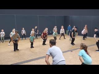 Hip-Hop Kids 7+   Танцуя Мечту