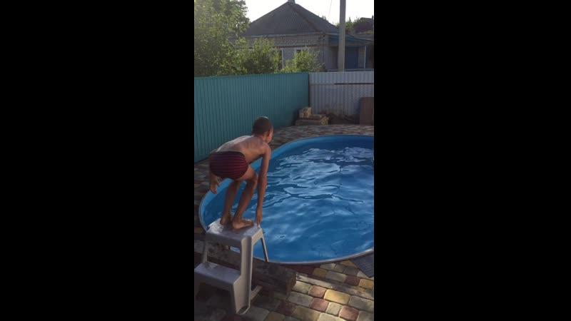 Учимся нырять