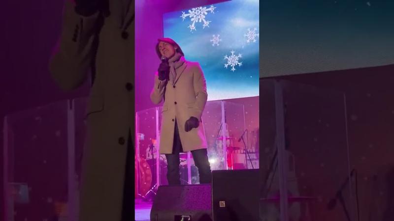 Снег кружится Концерт Кватро а Царицыно