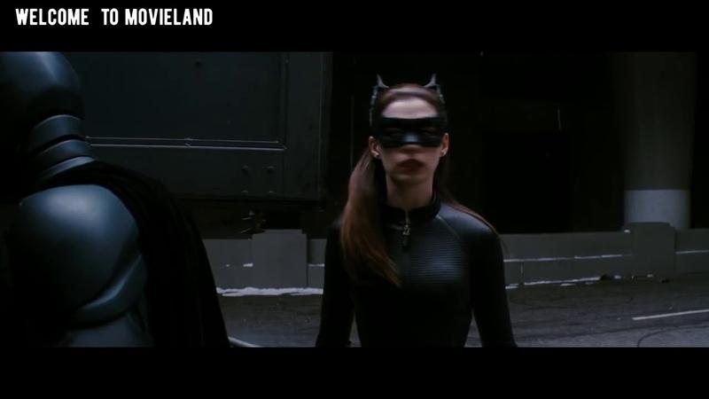 Бэтмен увозит бомбу из Готэма Темный Рыцарь Возрождение Легенды