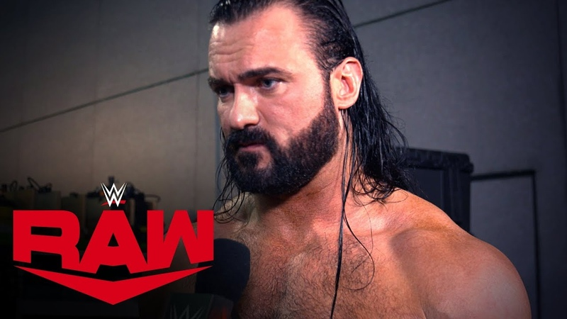 Drew McIntyre ready to seize his future Raw Exclusive Jan 13 2020
