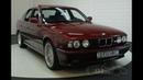 BMW M5 E34 Saloon 1992-VIDEO-