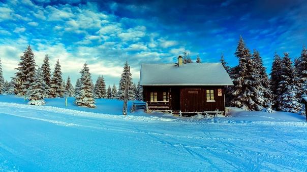 Скачать Красивые Зимние Обои На Рабочий Стол