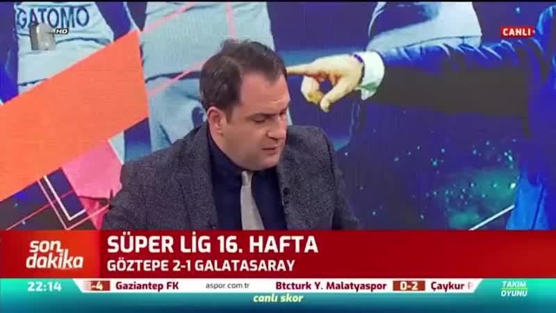 Erman Toroğlu Fatih Terim Böyle Giderse, Galatasaray Seneye De Şampiyon Olamaz Takım Oyunu.mp4