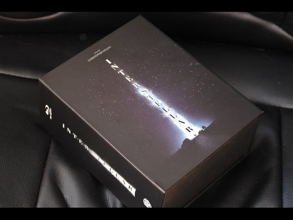 Steelbook Interstellar ( HDzeta Boxset exclusive 7)