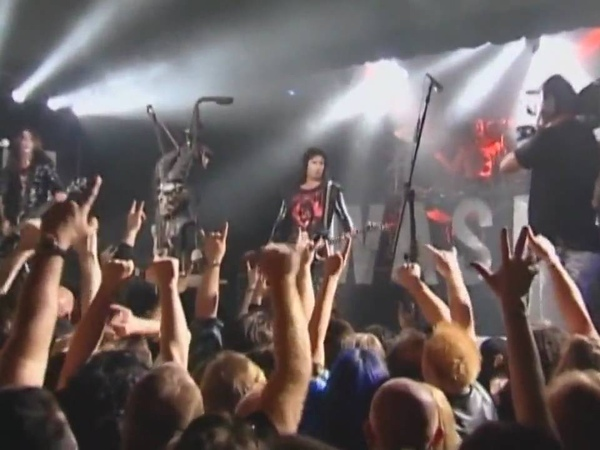 W A S P Chainsaw Charlie Murders in the New Morgue Live at the Key Club L A 2000 720p HD