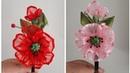 Özlem Topal Karanfil Kurdale Gelincik Çiçeği Taç Yapımı