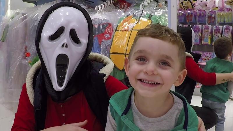 Emir ile Oyuncak Mağazasını gezdik Yeni Oyuncakları inceledik ve Çooook Eğlendik